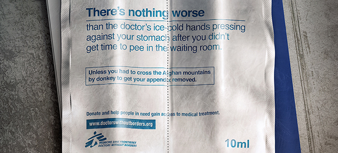 Doctors Without Borders / There Is Nothing Worse